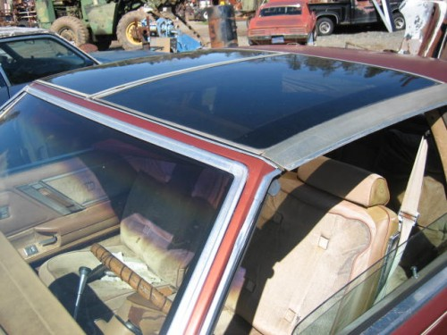 1978 Oldsmobile Cutlass 2 Door T Top