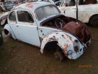 1956 Volkswagen Bug Oval Window