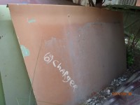 1969 Dodge Charger Trunk Lid