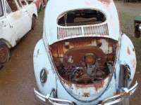 VW Oval Window Bug parts