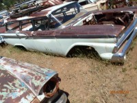 1959 Ford parts