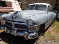1951 Chrysler New Yorker  w/Hemi engine