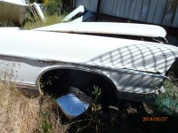 1967 Ford front end