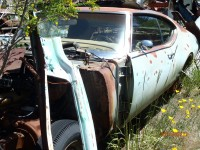1969 Oldsmobile Cutlass S parts