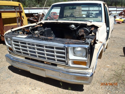 Ford Truck Parts >> 1981 Ford Truck Parts