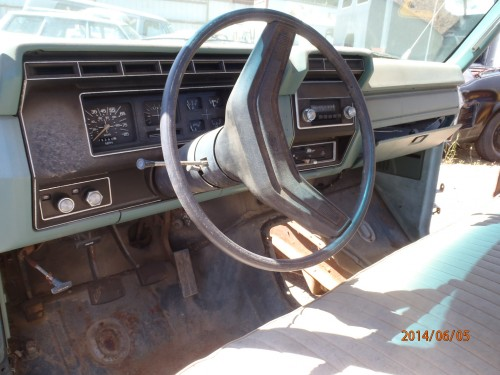 1981 Ford Truck Parts