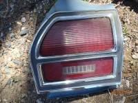 1969 Chevrolet Chevelle / Malibu LH tail light