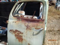 1948-1950 Ford Truck doors