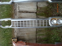 1958 Ford Truck Grill