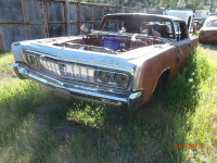 1966 Chrysler Imperial parts