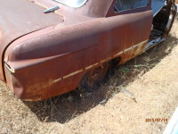 1950 Ford Coupe parts