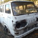 1964 Ford Econoline double door van