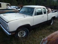 1973 Dodge Adventurer Club Cab 1/2T