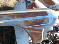 1964 Dodge Polara RH fender Molding