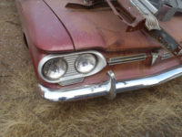 1962 Chevrolet Corvair Monza 4 door