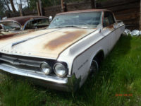 1964 Oldsmobile Super 88 4 door HT