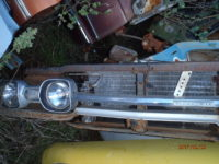 1967 Oldsmobile Cutlass Radiator Core Support
