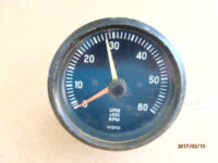 VDO RPM Tachometer 2,4,6 or 8 cyliiner