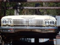1962 Chevrolet Impala SS front end
