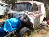 1959 Chevy Panel Truck 1/2T